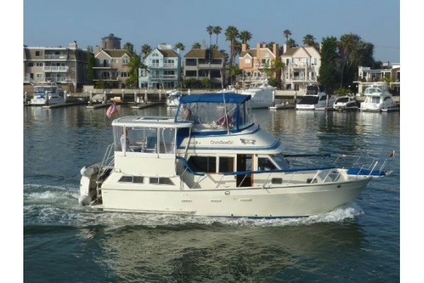 35 PT YACHTS AFT CABIN for sale in Huntington Beach