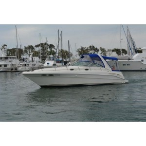 34' SEA RAY 340 SUNDANCER