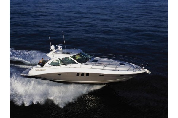 "48' SEA RAY 48 SUNDANCER (2006) ""IMPETUOUS"" OFF MARKET"