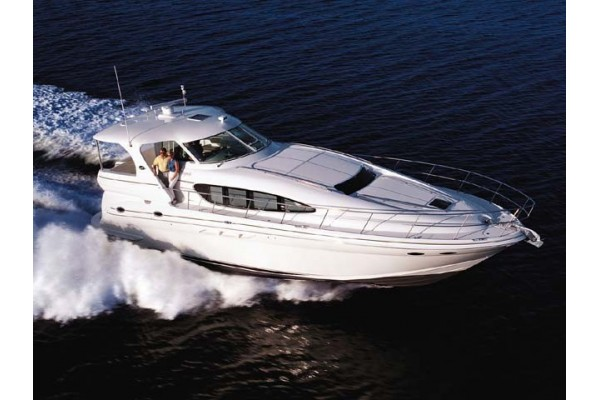 "48' SEA RAY 480 MOTOR YACHT (2003) *LLC* ""SEACLUSION"" OFF MARKET"