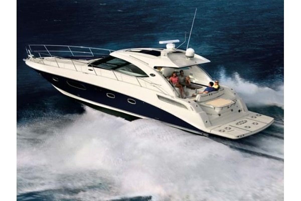 "47' SEA RAY 470 SUNDANCER (2012) ""RANGO"""