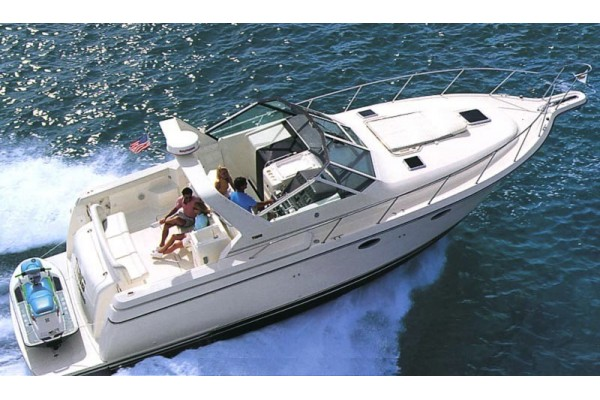 "35' TIARA 3500 EXPRESS (2001) ""HIGH VELOCITY"""