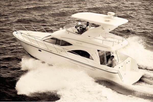 "46' MAXUM 4600 SCB LIMITED EDITION (2001) *LLC* ""KNEE DEEP"" OFF MARKET"