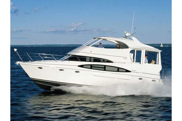 2000 50 39 carver 506 motor yacht for sale in san diego for Large motor yachts for sale