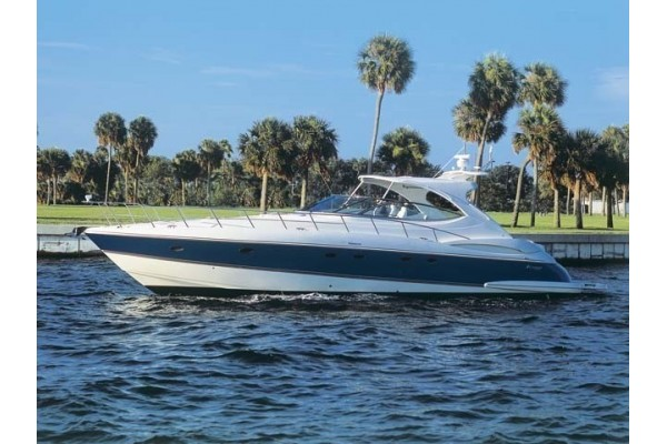 "56' CRUISERS YACHTS 560 EXPRESS (2007) ""KNOT RETIRED"""