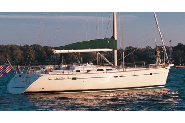 "47' BENETEAU 473 (2004) (UPGRADES) ""MERRY LEE"""