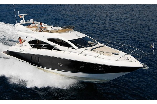 58' SUNSEEKER MANHATTAN 52 (2009) OFF MARKET