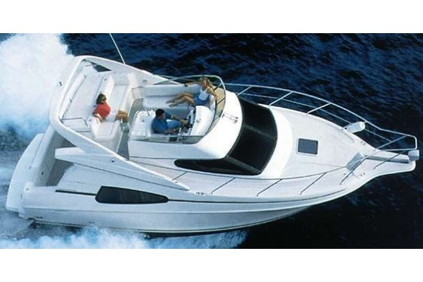 33' SILVERTON 330 SPORT BRIDGE (2001) OFF MARKET