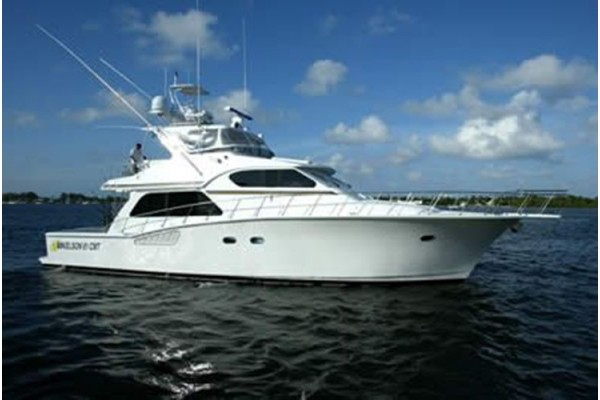 61' MIKELSON SPORTFISHER (2006) OFF MARKET