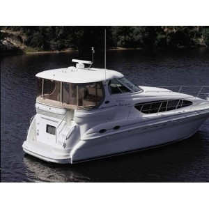 40' SEA RAY 40 MOTORYACHT (2006)