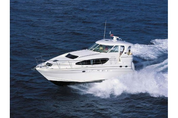 "39' SEA RAY 390 MOTOR YACHT (2005) ""TRADITION"""