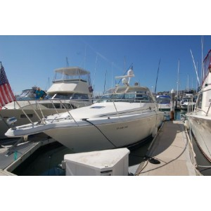 "34' SEA RAY 340 AMBERJACK (2002) ""AMERICAN DREAM"""