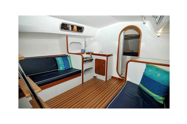 2002 35' J Boats J/105 for sale in San Diego California ...