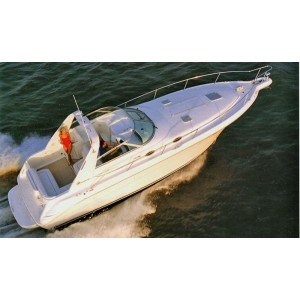 33' SEA RAY 330 SUNDANCER (1995)