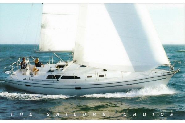 2001 36 Catalina 36 Mkii For Sale In San Diego California