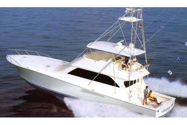 "65' VIKING CONVERTIBLE (2003) *LLC* ""IZTAC"" OL"