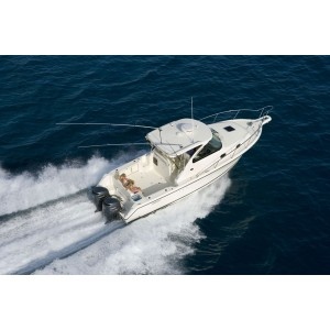 31' PURSUIT OS 315 OFFSHORE (2014)