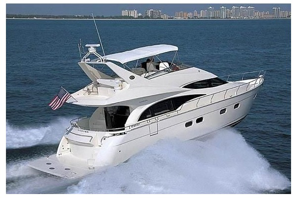 "59' MARQUIS 59 PILOTHOUSE (2004) *LLC* ""MAVERICK III"""