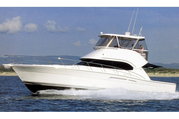 "47' RIVIERA 47 FLYBRIDGE (2009) *LLC* ""GOOD CREDIT"""