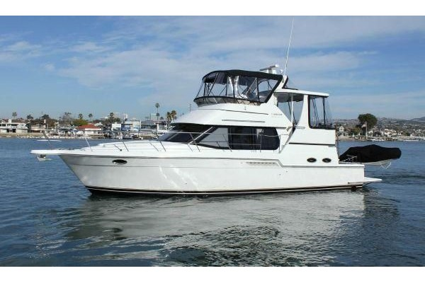 1999 40 Carver 404 Cmy For Sale In Newport Beach
