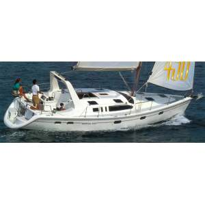 43' HUNTER 430 LEGEND (1995)