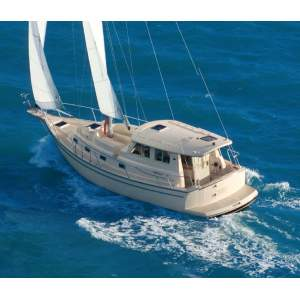 41' ISLAND PACKET SP CRUISER (2008)