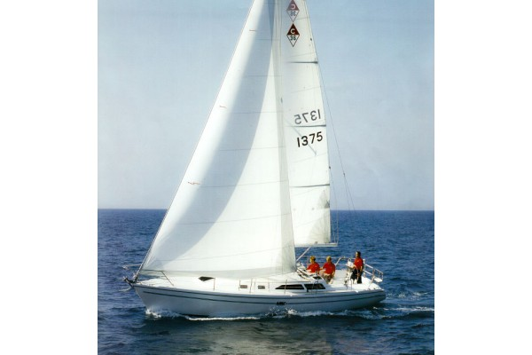 36' CATALINA 36 MKII (1997) OFF MARKET