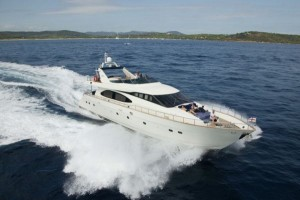 85' AZIMUT 85 ULTIMATE (2001)