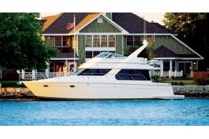 46' CARVER 450 VOYAGER PILOTHOUSE (2005)