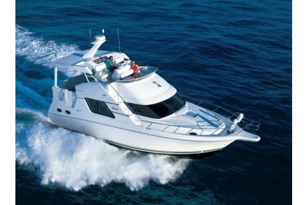 1999 39 39 silverton 392 motor yacht for sale in long beach for Large motor yachts for sale