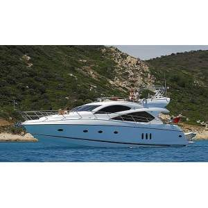 60' SUNSEEKER MANHATTAN 60 (2008) (1/4 OWNERSHIP)