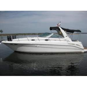 34' SEA RAY 340 SUNDANCER (2001) SOLD!