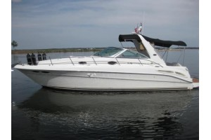 34' SEA RAY 340 SUNDANCER (2001)
