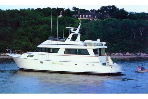 1989 70 39 hatteras 70 cockpit motor yacht for sale in san for Hatteras 70 motor yacht