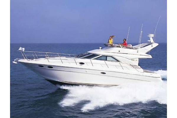 "40' SEA RAY 400 SEDAN BRIDGE (1999) ""REVEILLE"""