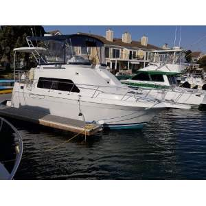 "35' MAINSHIP 34 MOTOR YACHT (1996) ""DOWN TIME"""