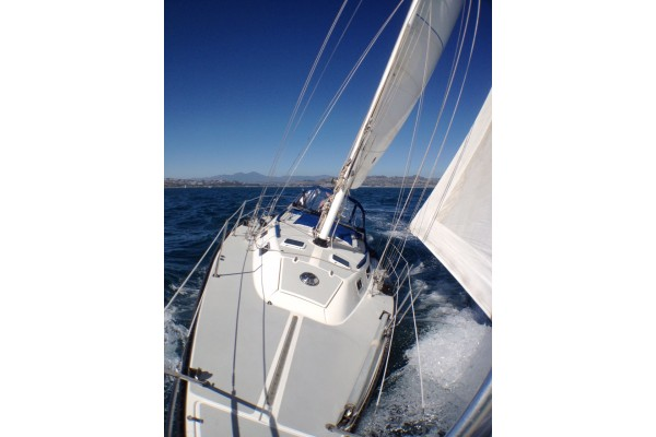 "38' CATALINA SAILBOAT CHARTER ""KINSHIP"""