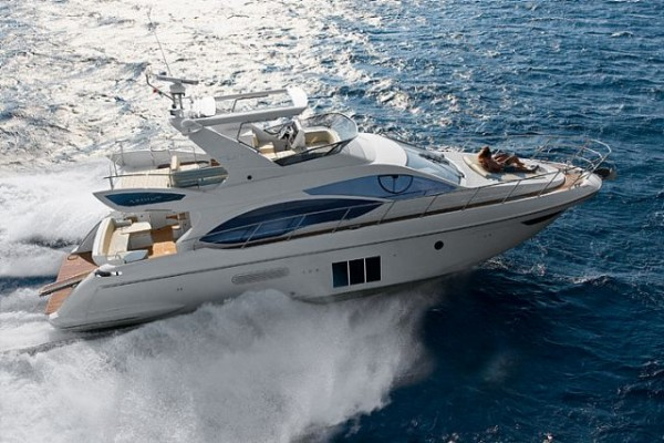 "53' AZIMUT 53 FLYBRIDGE (2012) ""TRAVELER"""