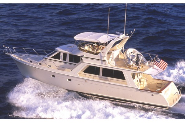 2007 54 u0026 39  offshore 54 pilothouse yacht for sale in newport beach ca