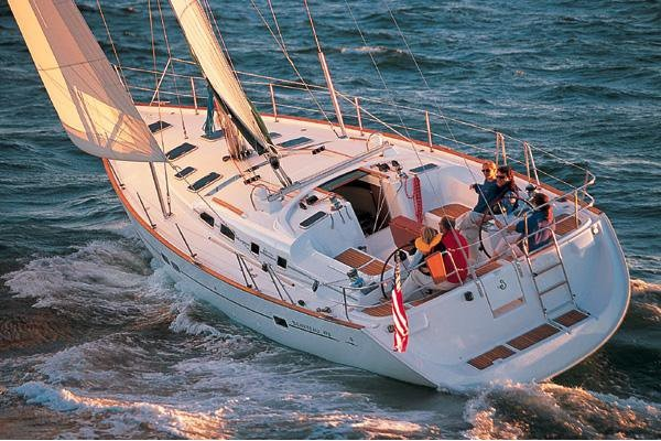"47' BENETEAU 473 (2006) ""QUIET STAR"""