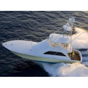 64' VIKING 64 CONVERTIBLE (2008)