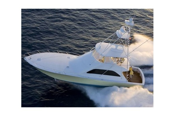 64' VIKING 64 CONVERTIBLE (2008) *LLC* OFF MARKET