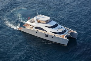 70' SUNREEF 70 POWER CATAMARAN (2011)
