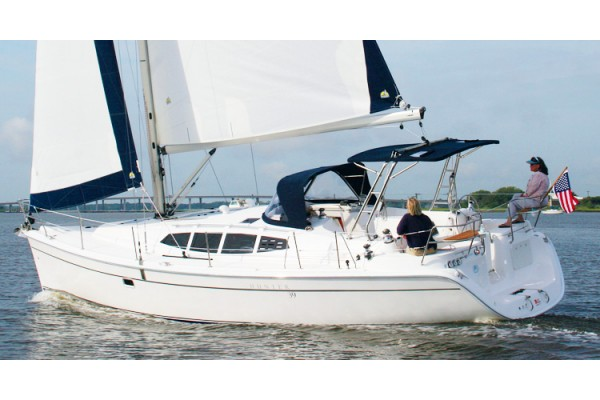 39' HUNTER 39 (2011) OFF MARKET