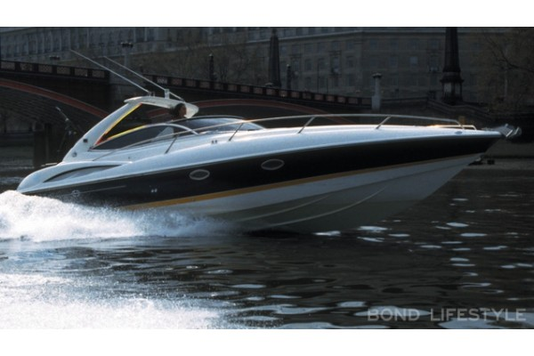 34' SUNSEEKER SUPERHAWK (2003)