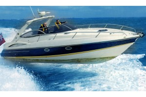 37' SUNSEEKER SUPERHAWK (2003)*