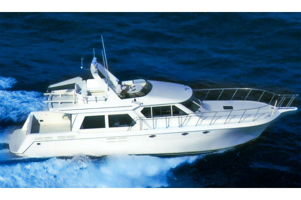1999 53 Navigator 53 Classic For Sale In San Diego