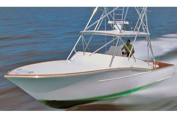 """35' PREDATOR 35 EXPRESS (2002) """"SPORTY GAME"""" REFITTED*"""