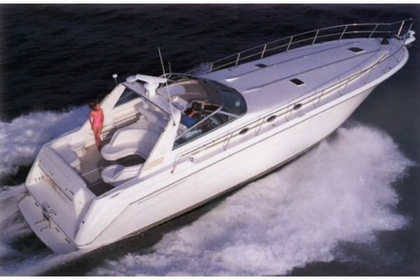 "50' SEA RAY 500 SUNDANCER (1998) ""BLING BLING"""