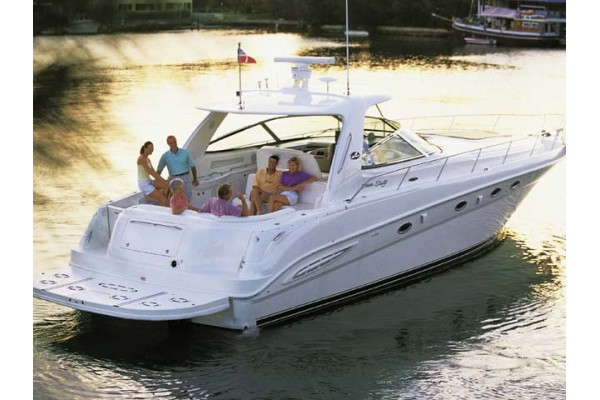 "46' SEA RAY 460 SUNDANCER (2005) ""MIND THE GAP"""